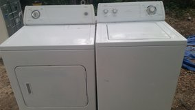 Whirlpool washer and dryer set in Fort Rucker, Alabama