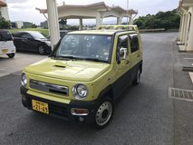 Daihatsu Naked Turbo 4wd May 2019 JCI!!! in Okinawa, Japan