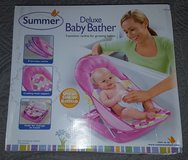 Summer Infant Deluxe Baby Bather in Houston, Texas