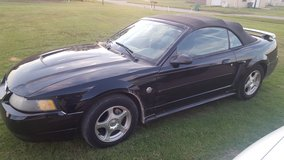 2004 Ford Mustang Convertible in Lawton, Oklahoma