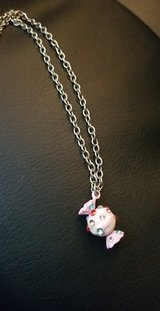 Cute wrapped candy necklace in Bellaire, Texas