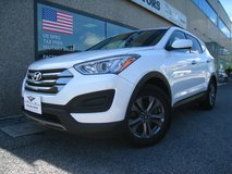 2015 Hyundai Santa Fe Sport AWD... From ONLY $287 p/month! in Ramstein, Germany