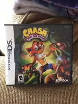 crash DS game in Okinawa, Japan