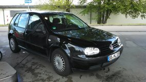 Golf 4-  PCS Sale-- Available for test drives this weekend! in Stuttgart, GE