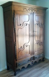 Around 1750 - French armoire Lorraine in best condition in Ramstein, Germany