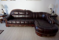 Korean L Couch in Ramstein, Germany