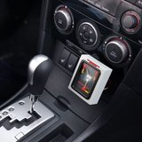 flux capacitor USB charger; back to the future style, THINK GEEK in Okinawa, Japan