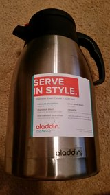 Aladdin 2L Stainless Steel Coffee Carafe in Perry, Georgia