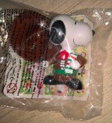 MCDONALDS MEXICO SNOOPY'S WORLD TOUR 1999 HAPPY MEAL in Ramstein, Germany