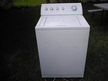 Whirlpool Washer in Houston, Texas