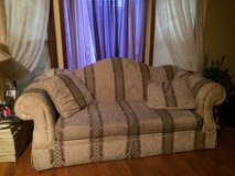 couch and matching loveseat in Camp Lejeune, North Carolina