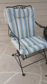Patio Chair Cushions 2 different sets in Houston, Texas