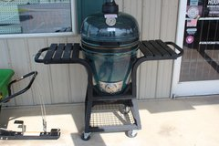 bayou classic Ceramic Egg Grill/Smoker W/ Metal Stand in Fort Campbell, Kentucky