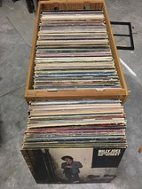HUGE Lot of Classic Rock and Pop Record Albums! in Moody AFB, Georgia