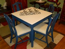 Table and 4 Chairs in Goldsboro, North Carolina