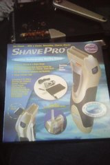men's electric shaver new in box shave pro in Hopkinsville, Kentucky