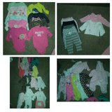 girls size 3mnths 54pieces in Camp Lejeune, North Carolina