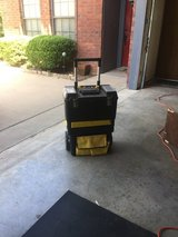 Stanley Tool Box w/tools in Lawton, Oklahoma