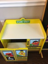 Sesame Street School Bus Desk and Bench in Baytown, Texas