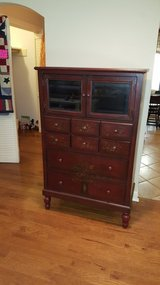 VERY NICE CHEST/ CABINET in Houston, Texas