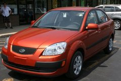 2009 Kia Rio LX Sedan... From ONLY $121 p/month! in Ramstein, Germany