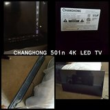 Changhong 55 in 4K LED TV in Lawton, Oklahoma
