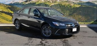 2016 Toyota Camry SE Automatic... From ONLY $287 p/month! in Ramstein, Germany
