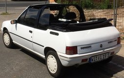 1993 Peugeot 205 CJ Convertible in Wiesbaden, GE