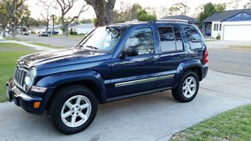 2005 Jeep Liberty Limited Edition in Roseville, California
