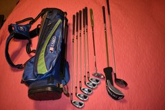 US Kids golf clubs set with bag. in Lawton, Oklahoma