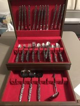 Vintage 93-piece Northland Stainless Steel flatware in Fort Campbell, Kentucky