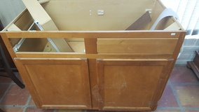 """Two 42"""" base cabinets in Alamogordo, New Mexico"""