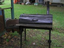 Grill/smoker in Leesville, Louisiana