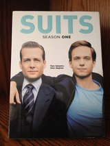 Suits DVDs Season 1 in Ramstein, Germany