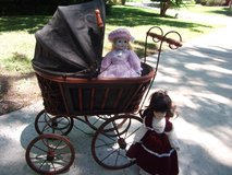 Victorian Doll Buggy/Carriage in Warner Robins, Georgia