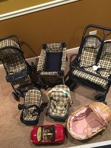 Doll Strollers and bed in Batavia, Illinois