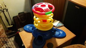 Fisher Price toy with lights and sounds.  Includes 3 balls. in Aurora, Illinois