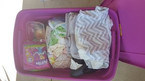 Baby girl clothes and stuff in 29 Palms, California