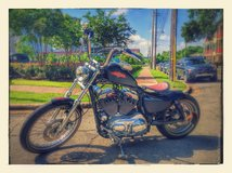 Harley sportster 72 1200 3000miles in Bellaire, Texas