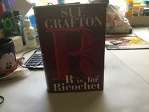 R is for Ricochet (Hardcover Novel) in Aurora, Illinois