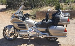 REDUCED!! 2002 HONDA GOLDWING in Alamogordo, New Mexico
