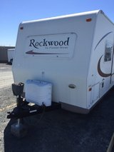 2005 ROCKWOOD by FOREST RIVER TRAVEL TRAILER in Vacaville, California