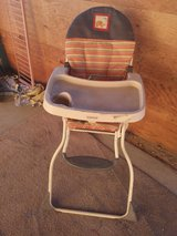 highchair in 29 Palms, California