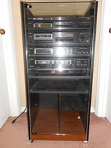 LXI Series Stereo with cabinet in Byron, Georgia