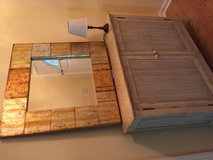 Heatherbrooke White Distressed Console Table in Cherry Point, North Carolina
