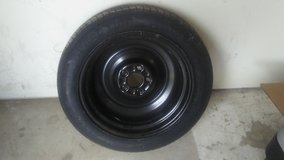 Spare (donut) Tire for 2013 Ford Focus in Fort Sam Houston, Texas