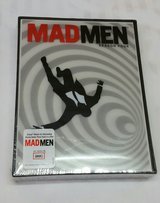 MADMEN SEASON 4 DVD SEALED in Columbus, Georgia