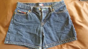Lady's tommy shorts in Okinawa, Japan