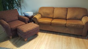 Couch and Chairs in Travis AFB, California