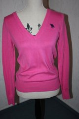 Abercrombie & Fitch Sweater Pink in Ramstein, Germany